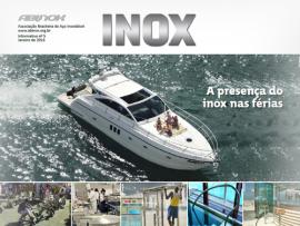 A presença do Inox nas férias