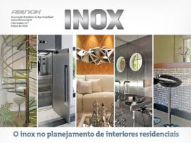 O Inox no planejamento de interiores residenciais