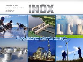 O aço inox no setor de energia