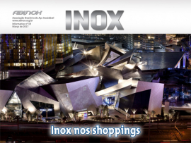 Inox nos shoppings