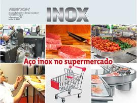 Aço Inox no supermercado