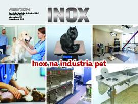 Inox na indústria pet