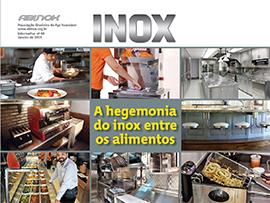 A hegemonia do inox nos alimentos