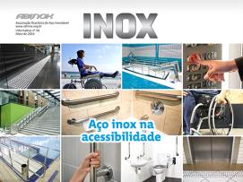 Aço inox na acessibilidade