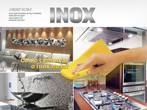 O aço inox no lar: dicas de manutenção e limpeza