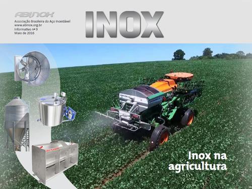 Inox na agricultura