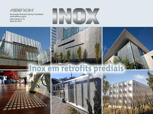 Inox em retrofits prediais