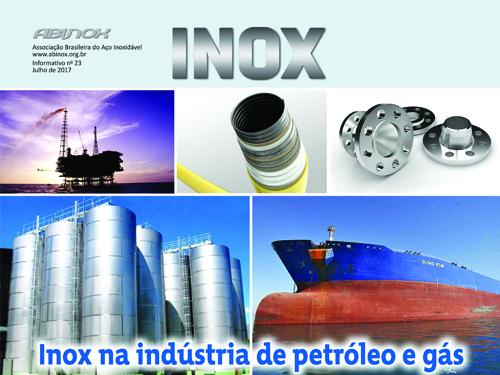 Inox na indústria de petróleo e gás