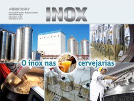 O Inox nas cervejarias