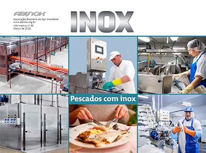 Pescados com Inox