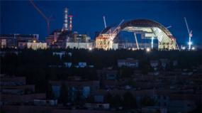 Ruína radioativa de Chernobyl ganhará uma nova tumba em aço inox