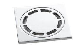Doka lançará ralo com válvula de fechamento automático