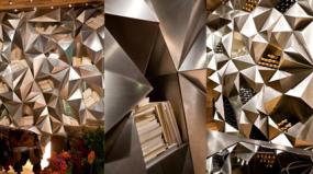 Da construção à decoração - Aço inox conquista novos espaços