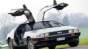 De Lorean: o carro inoxidável, de volta para o futuro