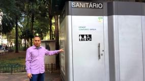 Cuiabá deve ganhar banheiros públicos