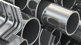 Como são feitas as dobra em aço Inox?