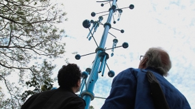 Sanasa ganha escultura na Lagoa do Taquaral pelos 45 anos
