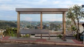 Chapecó instala 209 novos abrigos de passageiros