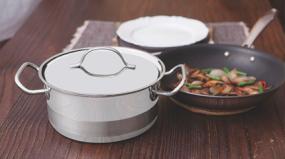 Saiba qual é o revestimento ideal de panela para cada tipo de cozimento