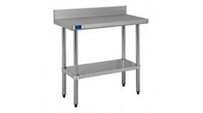 Escolhendo as melhores mesas de trabalho em aço inoxidável (em inglês)