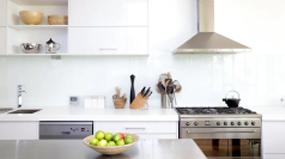 Como limpar eletrodomésticos de aço inoxidável (em inglês)