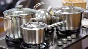 Confira 4 dicas valiosas para conservar utensílios de aço inox