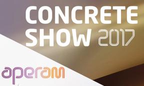 Concrete Show 2017