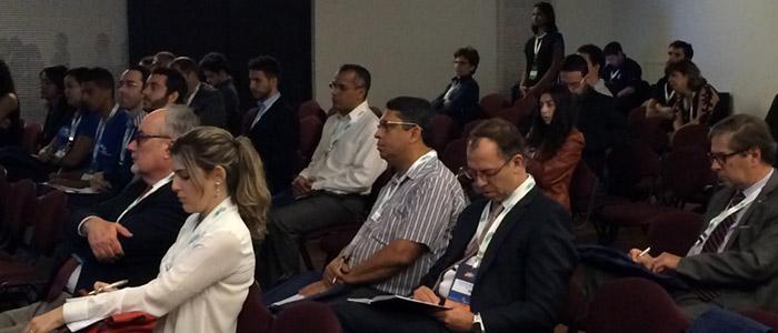 Fotos do 12º Seminário Brasileiro do Aço Inoxidável - parceria ABINOX