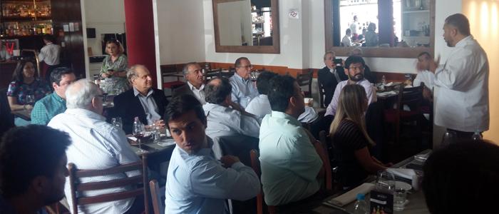 Almoço de Confraternização da ABINOX 2017