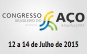 Banner 26� Congresso Brasileiro do A�o & ExpoA�o 2015